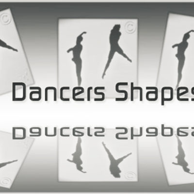 Dancers custom shape