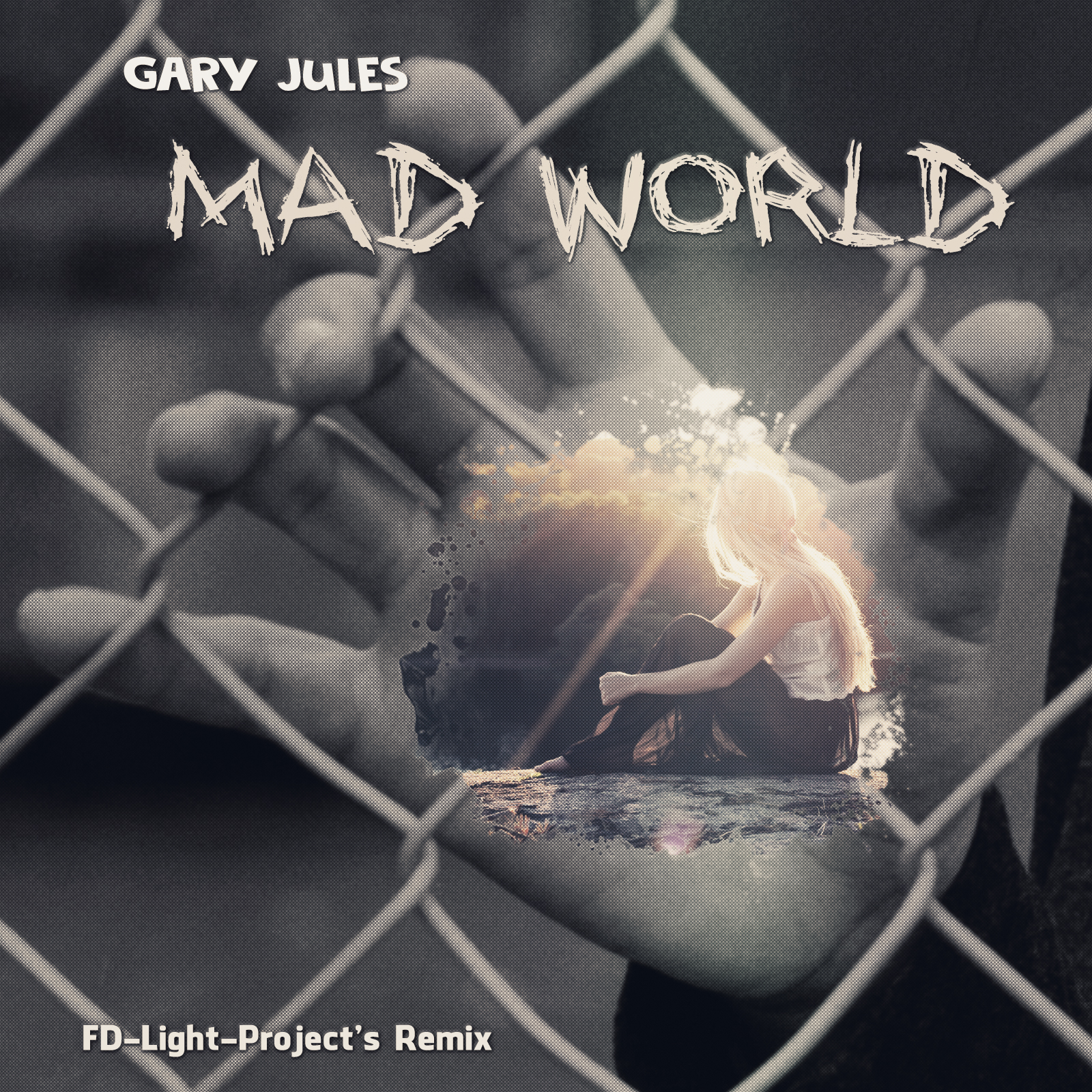 Mad World Gary Jules Fd-light-Project's remix