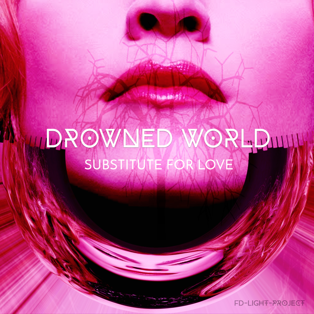 Drowned World/Substitute for love-Purple