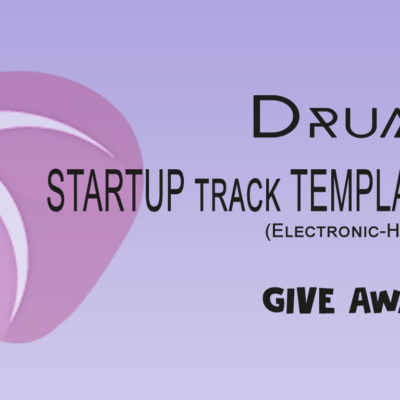 Drum Track Startup Template