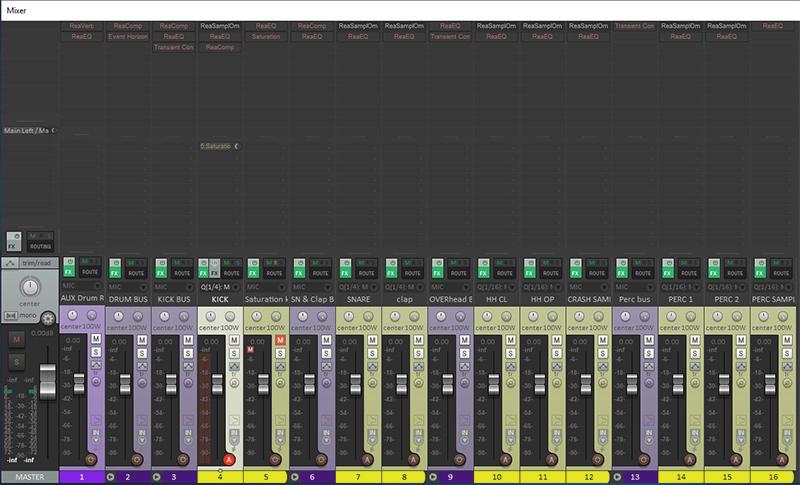 Flo-Drum-Startup mixer view