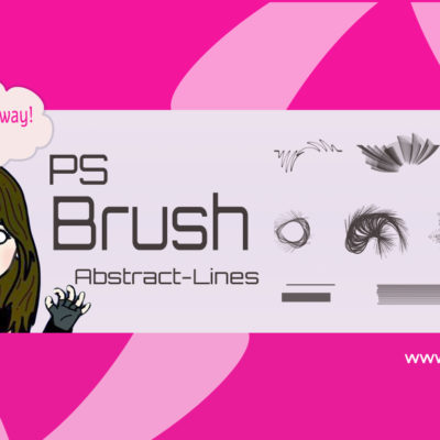 Brush Ps Abstract Lines Give Away